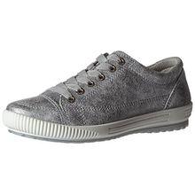 Legero Tanaro 00082000, Damen Sneaker, Silber (Cristal Kombi 15), 41 EU (7 UK)