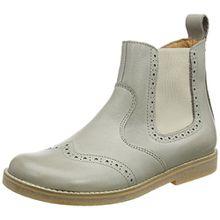 Froddo Froddo Kids Chelsea Boot G3160062-7, Unisex Kinder Chelsea Boots, Beige, 37 EU (4 UK)