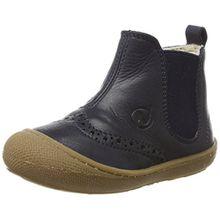 Naturino Baby Jungen 4153 Klassische Stiefel, Schwarz (Neutral-9101), 22 EU