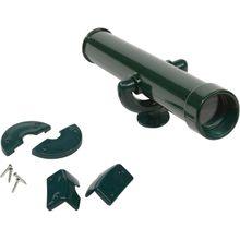 AXI Spielzeug Teleskop grün, L: 30,5 cm