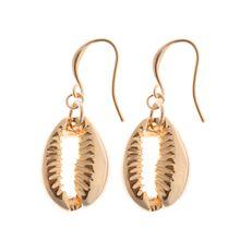 Mishumo Ohrhänger in gold für Damen