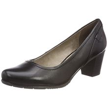 Jana Damen 22404 Pumps, Schwarz (Black), 41 EU