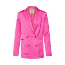 SCOTCH & SODA Blazer 'Double breasted blazer in viscose-linen blend' pink