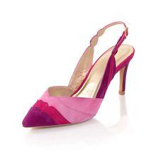 Alba Moda Sling-Pumps pink Damen