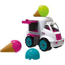 Power-Worker Mini Eiswagen