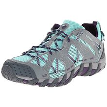 Merrell WATERPRO MAIPO, Damen Bootsportschuhe, Mehrfarbig (ADVENTURINE/PURPLE), 40.5 EU (7 Damen UK)