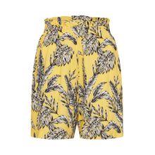 TOM TAILOR Shorts gelb / mischfarben