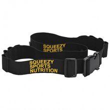 Squeezy - Startnummerngürtel - Hüfttasche Gr One Size schwarz