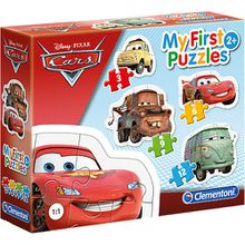 My first puzzles - Cars