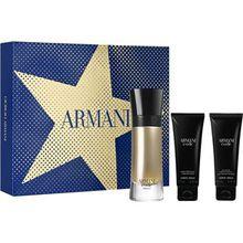 Armani Herrendüfte Code Homme Absolu Geschenkset Eau de Parfum Spray 60 ml + Shower Gel 75 ml + After Shave Balm 75 ml 1 Stk.