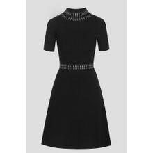 Kleid mit Schmucksteinchen