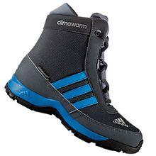 adidas Performance Adisnow Kinder-Winterstiefel AQ4131 Grey/Blue Gr. 31 (UK12.5K)