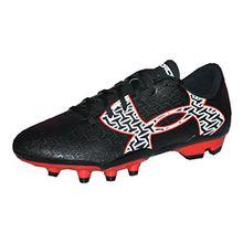 Under Armour Unisex-Kinder UA ClutchFit Force 2.0 FG Jr 1264205-006 Sneaker, Mehrfarbig (Black 001), 34 EU