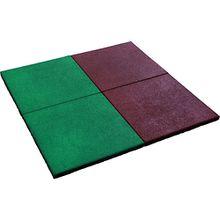 Fallschutzmatten grün