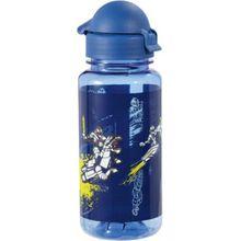 Scout Trinkflasche Super Knights, 400 ml (Kollektion 2018) blau