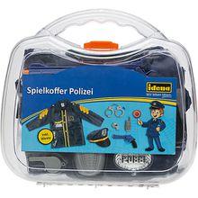 Idena Spielkoffer Polizei