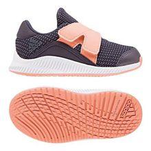 adidas Mädchen Fortarun X Cf I Sneaker, Violett (Orange Trapur/Trablu/Chacor), 25 EU