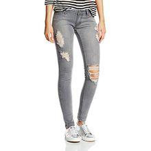 Cheap Monday Damen Jeans Gr. W28/L32, Grau - Freedom Grey