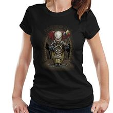 We All Float Down Here It Pennywise Women's T-Shirt