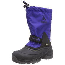 Kamik WATERBUG5G, Unisex-Kinder Stiefel, Blau (Cobalt), 37 EU