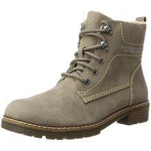 s.Oliver Damen 26212 Combat Boots, Braun (Pepper), 39 EU