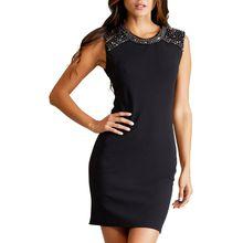 Iska Kleid in schwarz für Damen