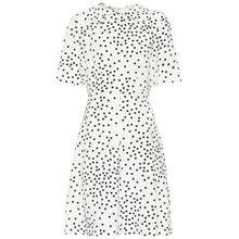 Minikleid mit Polka-Dots