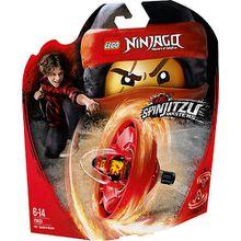 LEGO 70633 Ninjago: Spinjitzu-Meister Kai