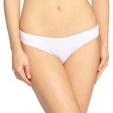 Skiny Damen Rio Slip Essentials Light Rio Slip, Gr. 44, Weiß (0500 WHITE)