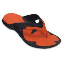 Crocs - MODI Sport Flip - Sandalen Gr M13 gelb