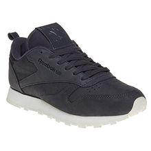 Reebok Classic Leather Damen Sneaker Grau