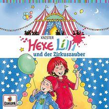 CD Hexe Lilli 03 - und der Zirkuszauber Hörbuch