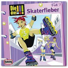 CD Die Drei !!! 07 - Skaterfieber Hörbuch