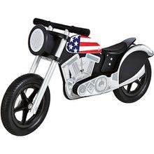 Laufrad Motorrad Cooper schwarz