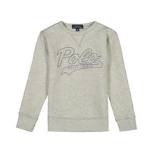 Polo Ralph Lauren Kinder-Sweatshirt - Grau (92, 98, 104, 110, 116, 122, 128, 140, 152, 164)