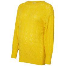 MAMALICIOUS Pullover limone
