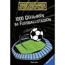 Buch - 1000 Gefahren, Du entscheidest selbst!: 1000 Gefahren im Fußballstadion