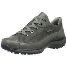 Romika Damen Gabriele 17 Sneakers, Grau (Asphalt 740), 43 EU