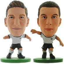 SoccerStarz - Germany Bastian Schweinsteiger + Lukas Podolski