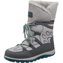 JACK WOLFSKIN Boots 'RHODE ISLAND TEXAPORE' hellgrau