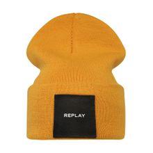 REPLAY Mütze gelb