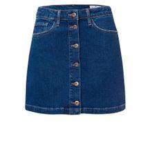Cross Jeans Rock 'Tracy' blue denim