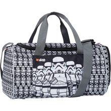 Sporttasche Lego Star Wars Stormtrooper weiß Junge