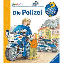 Buch - WWW junior Die Polizei