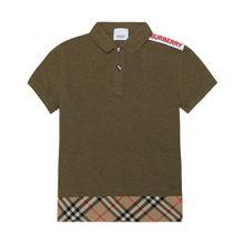 Poloshirt aus Baumwolle