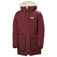 Helly Hansen - Junior Vilde Parka - Mantel Gr 10 Years;12 Years rot