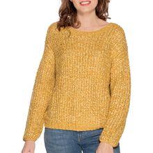 Pepe Jeans Pullover in gelb für Damen