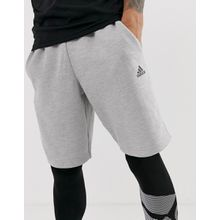 adidas - Performance ID - Graue Shorts - Grau