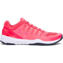 Under Armour - Charged Stunner TR Damen Trainingsschuh (pink/weiß) - EU 39 - US 7,5