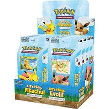 Pokémon Let's Play Themendeck DE